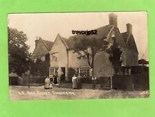 High Street  Cuddington Shop Nr Thame Aylesbury RP pc used 1923 Ref A891