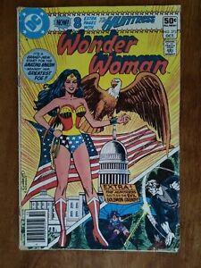Wonder Woman #272 The Huntress vs Solomon Grundy solo story!  The Angle Man ?