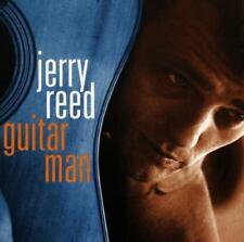 JERRY REED GUITAR MAN 1996 COUNTRY MUSIC CD NEW
