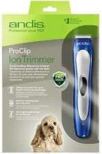 Pro Cordless Pet Clippers Dog Hair Cut Trimmer Electric Shaver Animal Groom NEW