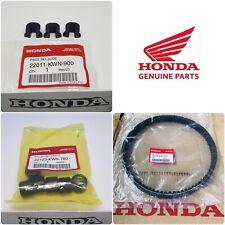 Honda GENUINE PCX 125 Drive Belt + Roller Weights + Sliders 2018 2019 2020 WW125