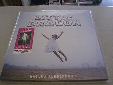 Little Dragon-nabuma Rubberband-LP 180g VINILE // NUOVO // incl. CD