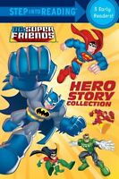 Hero Story Collection (DC Super Friends) (Step into Reading) by Various