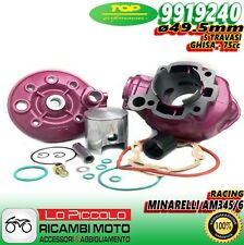 9919240 GRUPPO TERMICO TOP VIOLA 75cc IN GHISA APRILIA PEGASO - RS - RX 50 2T