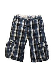 Niños Timberland Botón Pantalones Cortos Edad 14