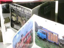 TRES BEAU CATALOGUE 1966 SAVIEM RENAULT SG 2 : BENNES TP & 3T5 LONGS/ COURTS