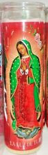 #6 ~ LADY OF GUADALUPE ~ VIRGEN DE GUADALUPE ~ CANDLE ~ VELA ~ FREE SHIPPING