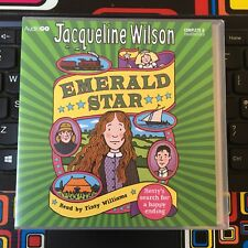 Emerald Star by Jacqueline Wilson (CD-Audio, 2012)