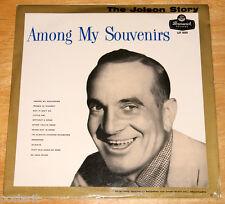 "disco vinile AL JOLSON - AMONG MY SOUVENIRS - 33giri 12"" - BRUNSWICK DECCA"