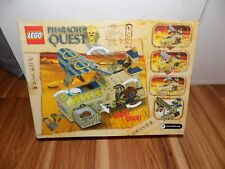LEGO Pharaoh's Quest Coin Bank 116 PC #853175 - BRAND NEW IN BOX