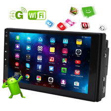 """HD 7"""" Android 6.0 3G-WIFI 2Din Car Stereo Radio In Dash PC Tablet GPS Nav+Camera"""