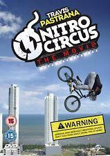Nitro Circus - The Movie (DVD, 2013) TRAVIS PASTRANA DIRTBIKE PIT BIKE BMX FMX