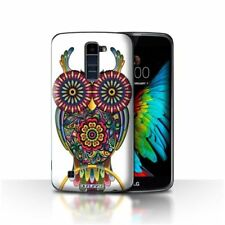 Owl Mobile Phone Fitted Cases/Skins for LG K8