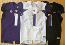 New Washington Huskies Nike Football Jersey Size 48 Lg 3 Colors Authentic Husky