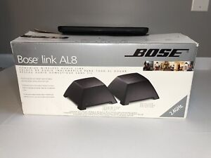 Bose Lifestyle AL8 Wireless Audio Link Receiver/Transmitter With Box & Inserts