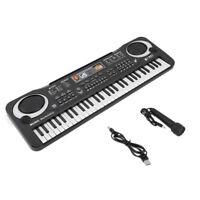 EG _ 61 TOUCHES Musique Électronique Clavier électrique Piano numérique Orgue W/
