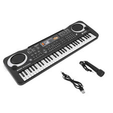 LC_ 61 Key Music Electronic Keyboard Electric Digital Piano Organ _GG