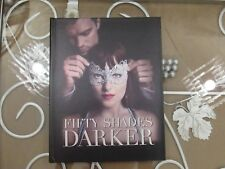 Fifty Shades Darker Walmart Exclusive Digibook Blu-Ray + DVD