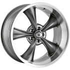 Staggered Ridler 695 Front:22x9, Rear:22x10.5 +0mm 5x5