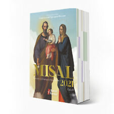 MISAL ANUAL PARA LOS DOMINGOS Y FIESTAS DEL AÑO: CICLO B, 2021