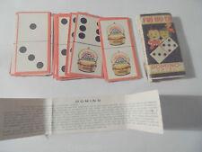 22324 FRI HO DI Domino-Spiel Dominospiel DRGM komplett