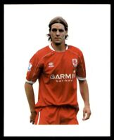 Merlin Kick Off 2007-2008 Jonathan Woodgate Middlesbrough No. 144