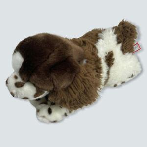 Douglas Cuddle Toy SPRINGER SPANIEL BROWN WHITE PUPPY DOG Stuffed Animal PLUSH