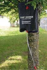 Douche solaire d'extérieur portable 20 litres - NEUVE