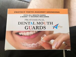 Professional Dental Mouth Guards Night Guards Teeth Whitening Trays  NEW
