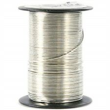 Craft Wire 20 Gauge 12yd-silver Set of 3