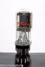 RCA 6SN7GT/ECC32 tube Coin Base - Test NOS