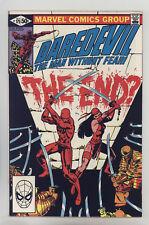 Daredevil #175 VF- Miller, Janson, Elektra, The Hand, Kirigi, Kingpin