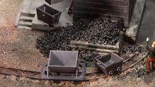 FALLER HO Scale Mining Trolleys Plastic Model KITSET #180916