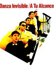 CAS - Danza Invisible – A Tu Alcance (SPANISH POP ROCK) MINT, FACTORY SEALED