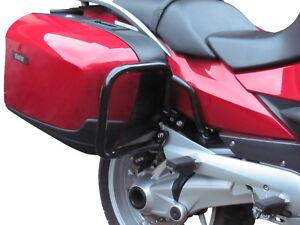 Paramotore Crash Bars HEED BMW R 1200 RT (05-13) - nero, posteriore protezione
