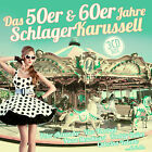 CD Das 50er und 60er Jahre Schlager Karussell von Various Artists 3CDs