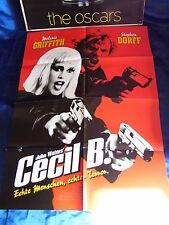 CECIL B. - Stephen Dorff / Melanie Griffith -Poster A1(59x84 Film-Plakat F2d