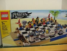Lego Exclusive Chess Set #40158 SEALED