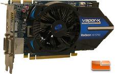Scheda Video Sapphire Radeon HD 5750 Vapor-X 1GB RAM DDR5 PCI-E non funzionante