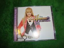 HANNAH MONTANA 2/MEET MILEY CYRUS cd free US shipping