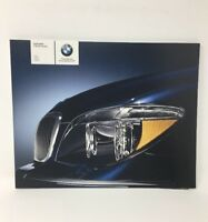 BMW 7 Seven Series Sedan Book Dealer Showroom Sales Brochure 17-1725