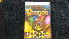 ROOGOO PC CD-ROM NEW SEALED FAST POST ( puzzle game )