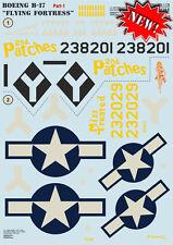 Imprimir Boeing B-17G Flying Fortress escala 1/48 # 48115