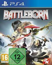 PS4 SPIEL BATTLEBORN SHOOTER PLAYSTATION 4 NEU OVP