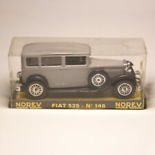 Norev référence 146 : FIAT 525 - 1/43 plastique, neuf en boite