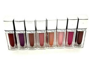 Maybelline Color Sensational Elixir Lip Color, You Choose USA Buy 2 Get 1 FREE