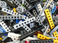 Lego Technic Lot of 100 Pieces Beams NXT Connectors Gears Axels Mindstorm