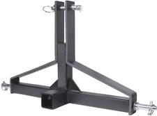 Steel 3 Point 2 Receiver Quick Hitch Drawbar Adapter Trailers N Farm Equipment