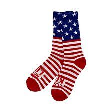 Clutch Kick Never Lift Socks (American Flag)