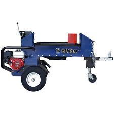 Iron & Oak 20-Ton Honda-Powered Dual-Action Horizontal Gas Log Splitter